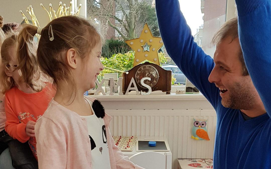 Life after… een verjaardag tussen Sinterklaas en Kerst!