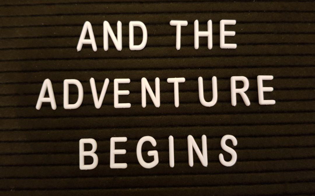 Het is zover, vandaag begin ik met bloggen!