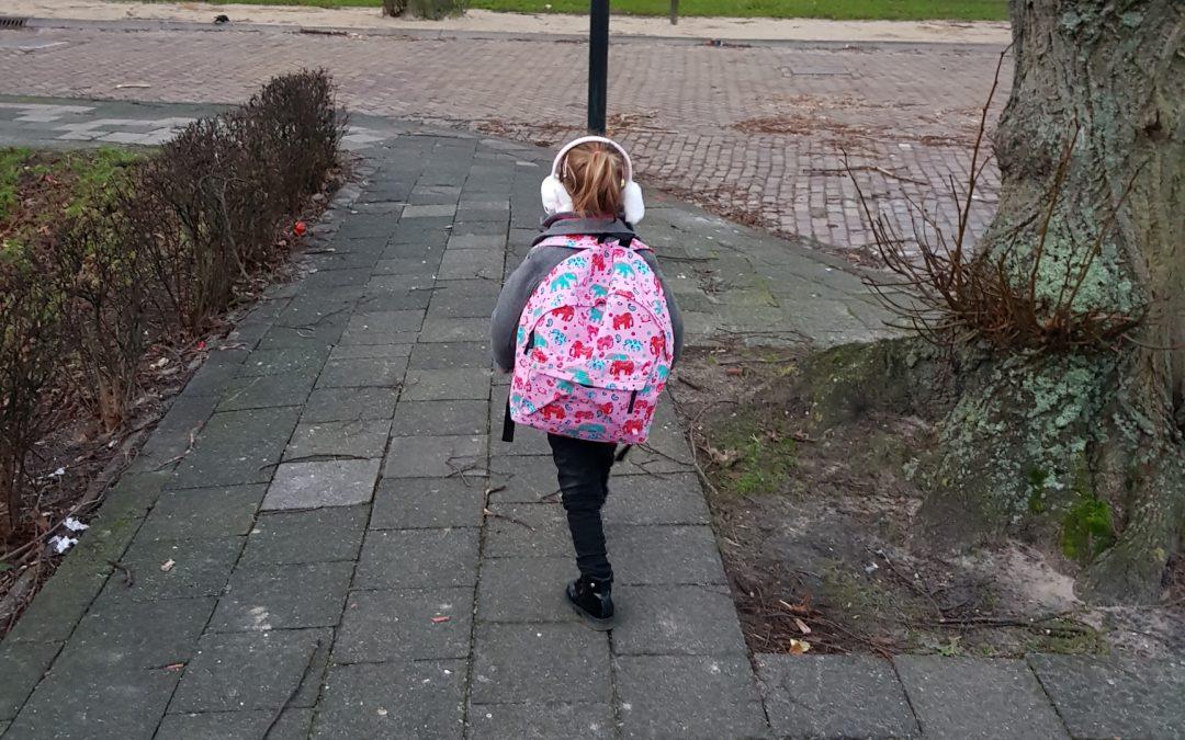 Life after… eerste dag basisschool